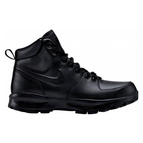 Nike Manoa Leather černá