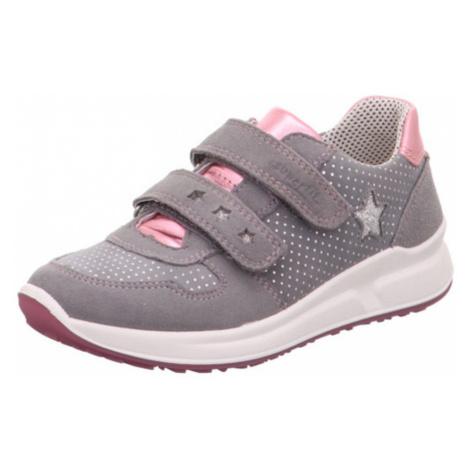 dívčí celoroční obuv MERIDA, Superfit, 0-800187-4400, šedá