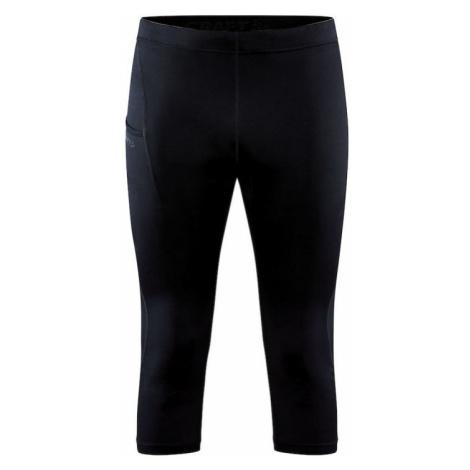 Pánské 3/4 kalhoty CRAFT ADV Essence černá
