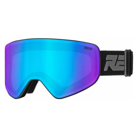 RELAX SIERRA Lyžařské brýle HTG61D černá/šedá XL
