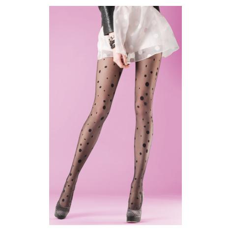 Dámské punčochové kalhoty Gabriella Giny   černá