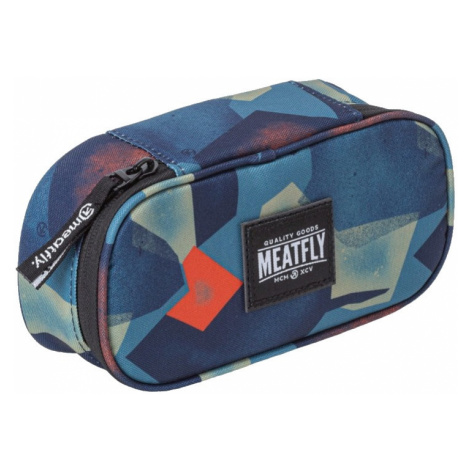 Pouzdro Meatfly Pencil Case 2 C shade color