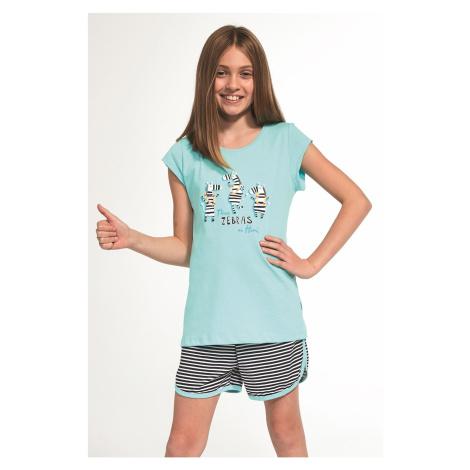 Dívčí pyžamo Zebra Cornette