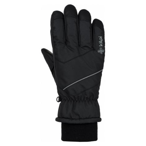 KILPI Unisex lyžařské rukavice TATA-U JU0159KIBLK Černá