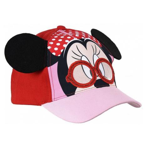 Minnie mouse dívčí kšiltovka Disney