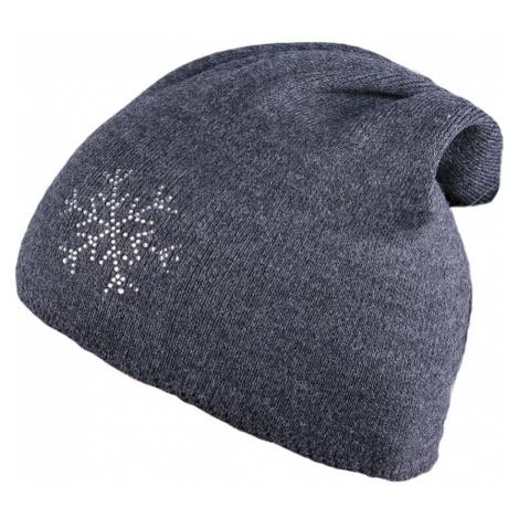 Dámská čepice Sherpa DAISY - tmavě šedá