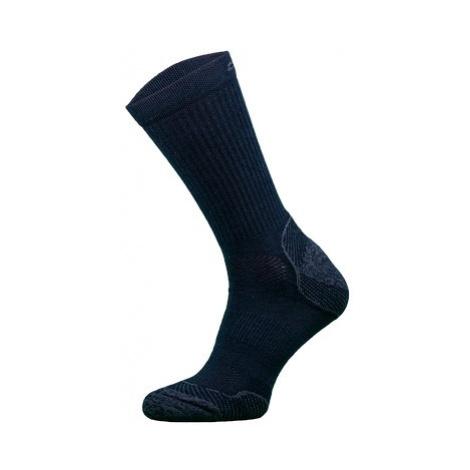 Ponožky COMODO TRE 7 - Merino - treking - černá