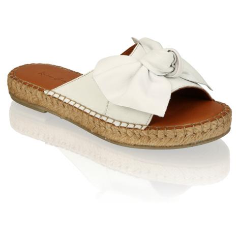 Kate Gray pantofle - hladká kůže