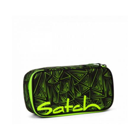 Penál Ergobag Satch - Green Bermuda