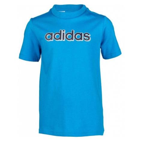 adidas OSR YB TR TEE modrá - Chlapecké tričko