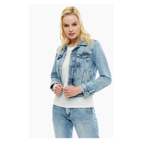 Pepe Jeans dámská džínová bunda Core