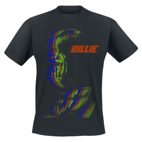 Eilish, Billie 3D Billie Racer tricko černá