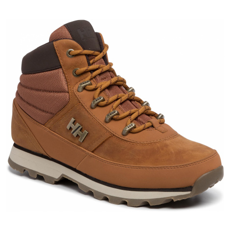 Trekingová obuv HELLY HANSEN - Woodlands 10807_727 Honey Wheat/Cashew/Sperry Gum