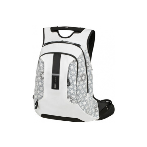 SAMSONITE Batoh na notebook Paradiver L Star Wars Stormtrooper White Mesh (128489/8428)