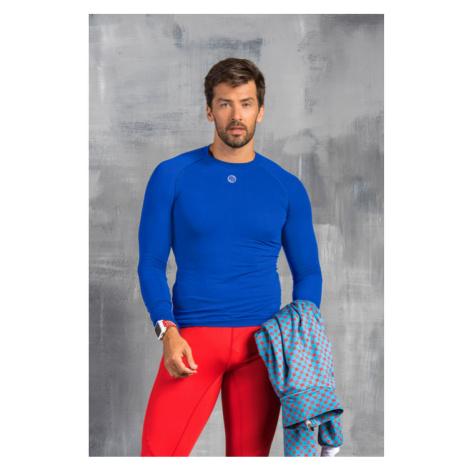 Nessi Prodyšné Ultra Light Tričko s dlouhým rukávem BLM50 - Blue