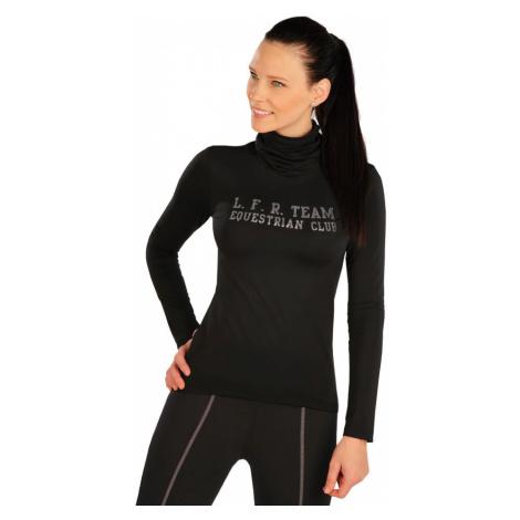 LITEX Rolák dámský s dlouhým rukávem J1245901 černá