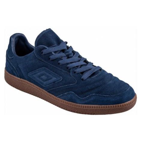 Umbro MILL LANE tmavě modrá - Pánská volnočasová obuv