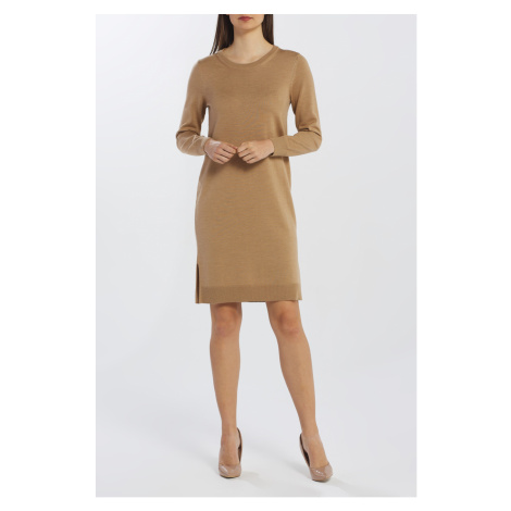 ŠATY GANT D1. MERINO WOOL DRESS