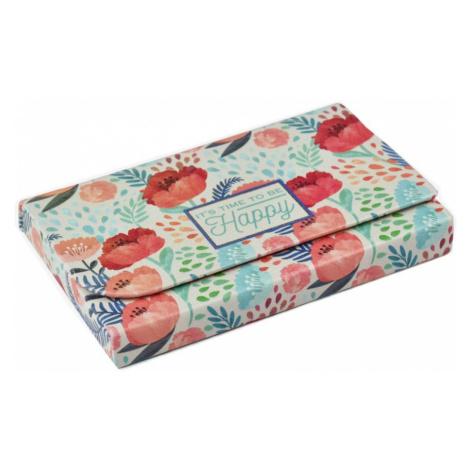 Legami pouzdro na karty Card Holder Flowers
