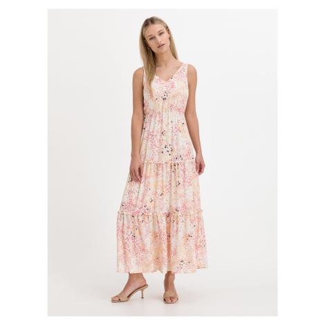 Hannah Foil Šaty Vero Moda Růžová