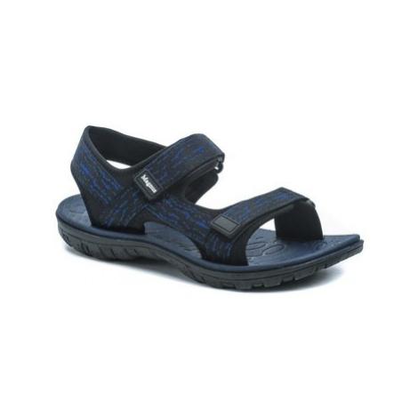 Magnus 351-0001-T1 modré pánské sandály Modrá