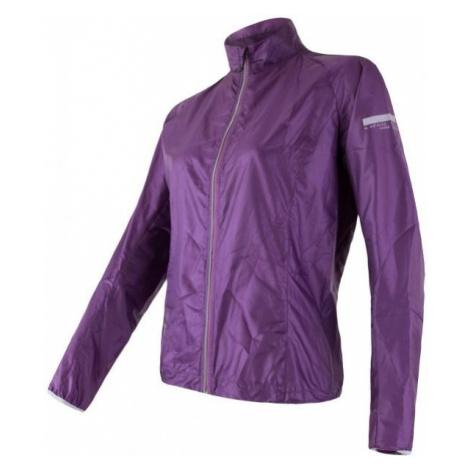 Sensor PARACHUTE W fialová - Dámská sportovní bunda