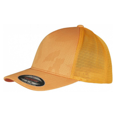 Flexfit Jaquard Camo Cap® - orange Urban Classics