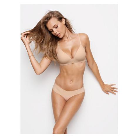 Victorias Secret podprsenka bez kostic Lightly Lined Wireless Bra tělová Victoria's Secret