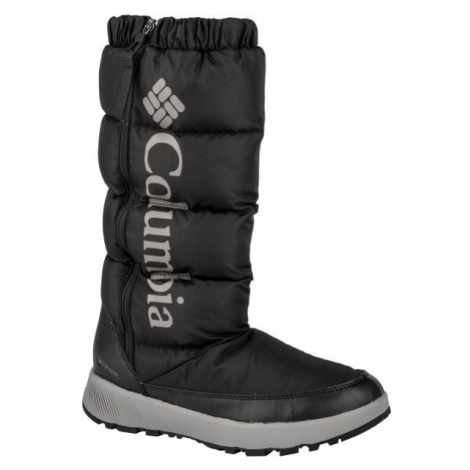 Columbia PANINARO OMNI-HEAT černá - Dámské vysoké zimní boty