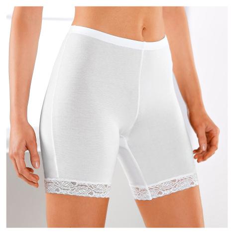 Blancheporte Kalhotky panty, sada 2 ks bílá
