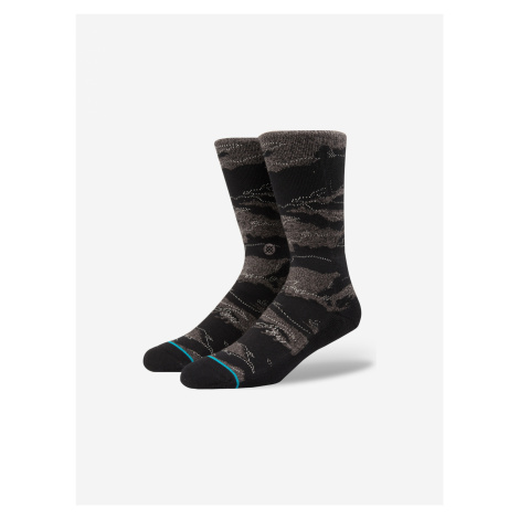 Savages Ponožky Stance Černá