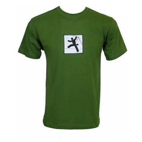 Dap Sport triko pánské Toi Toi, zelená