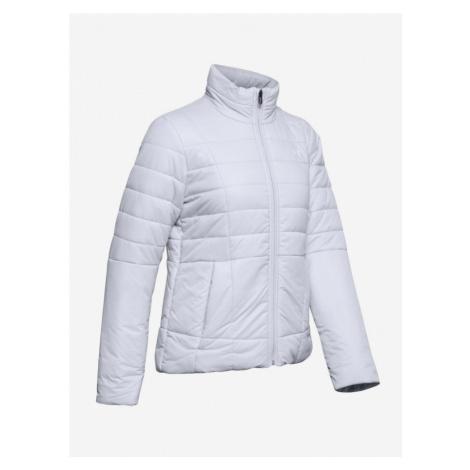 Bunda Under Armour Insulated Jacket-Gry Bílá