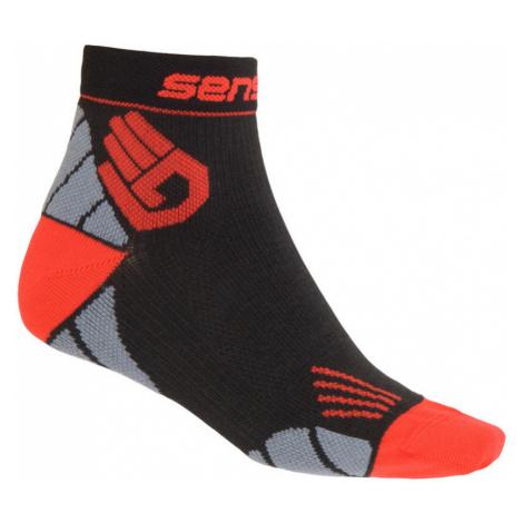 MARATHON Funkční ponožky 15100126 černá Sensor