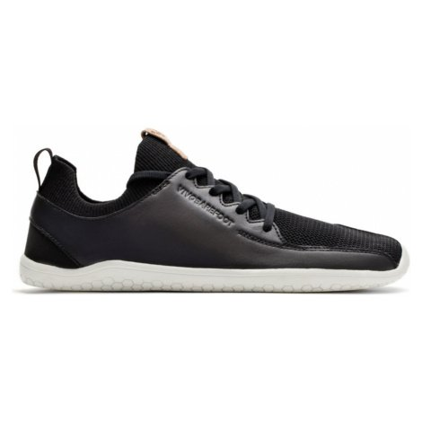 boty Vivobarefoot Primus Knit L Obsidian Leather