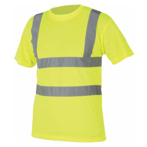 Žluté reflexní tričko Ardon