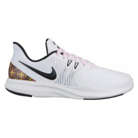 Nike IN-SEASON TR 8 PRINT bílá - Dámská vycházková obuv