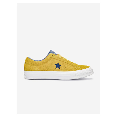 Boty Converse One Star Ox Žlutá
