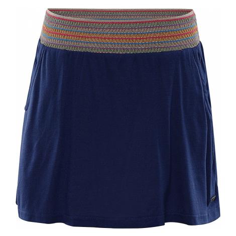 ALPINE PRO IMAGO 2 Dětská sukně KSKR066677 estate blue