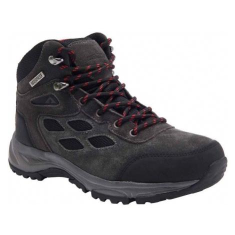 Crossroad DESTINY černá - Dětská treková obuv