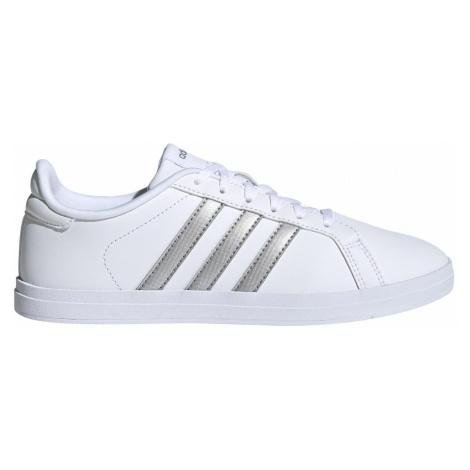 Dámská obuv adidas COURTPOINT X Bílá / Stříbrná