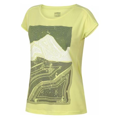 Women´s T-shirt Tash L sv. green Husky
