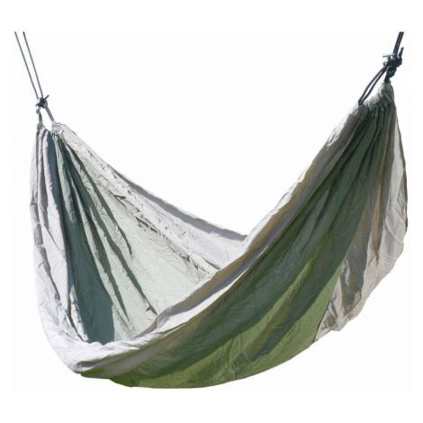 Cattara Houpací síť NYLON 275x137cm zeleno-hnědá Vícebarevné