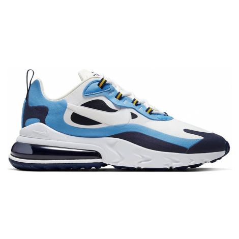 Nike Air Max 270 React UNC modré CT1264-104