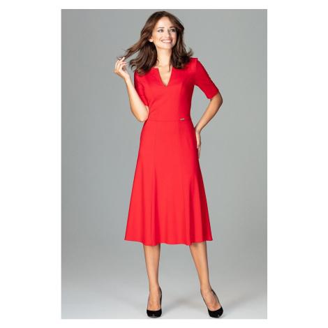 Dámské šaty Lenitif K478