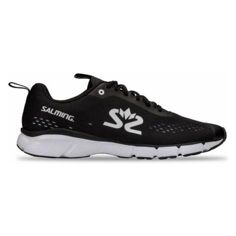 Pánské běžecké boty Salming enRoute 3 černo - bílé,