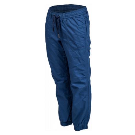 Lewro LOREN modrá - Dětské zateplené kalhoty