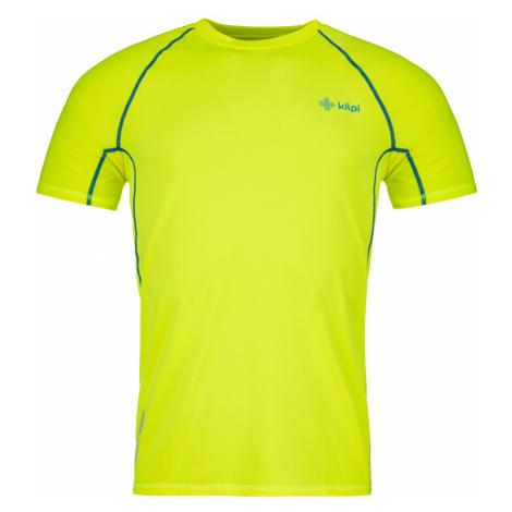 KILPI Pánské funkční triko RAINBOW-M KM0057KIYEL Žlutá