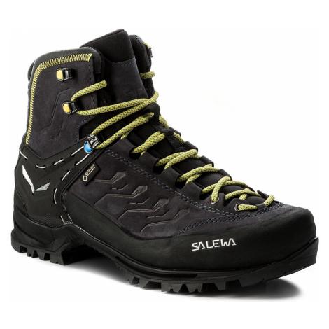 -10 % Trekingová obuv SALEWA - Rapace Gtx GORE-TEX 61332-0960 Night  Black Kamille 236e1ba7738