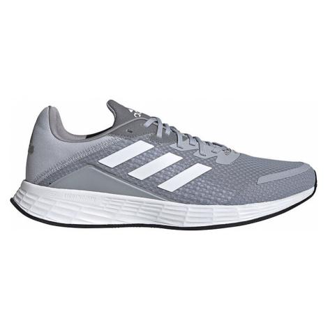 Šedé pánské běžecké boty Adidas